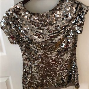 INC International Concepts Tops - 📢Sparkly Disco ball top 🎉